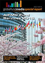 AIFMD Fund Services 2016