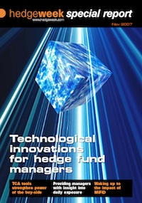 Hedgeweek Special Report on Innovations