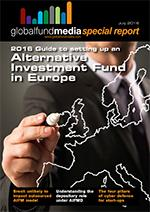 2016 Guide to setting up an Alternative Investment Fund in Europe