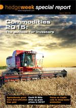 Commodities 2015: The outlook for investors