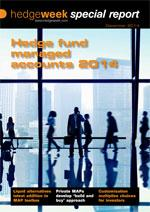 Hedge fund managed accounts 2014