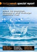 How to monitor, measure and manage liquidity risk