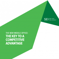 SEI - The new middle office: The key to a competitive advantage